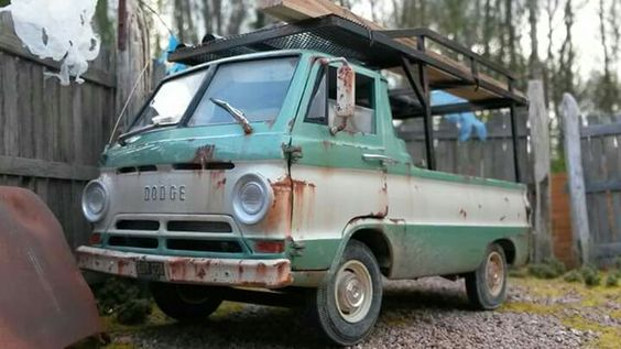 Rusting junker