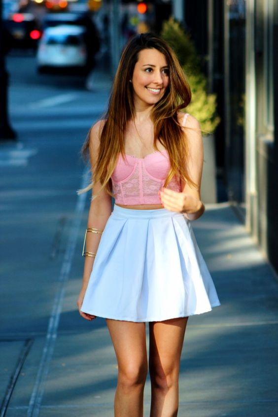 Cute Spring Outfit 1