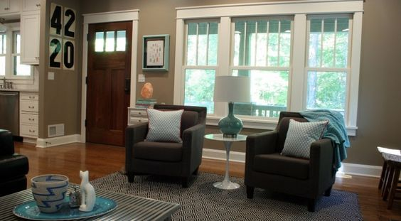 1963 Ranch Living Room Furniture Placement Bi Level