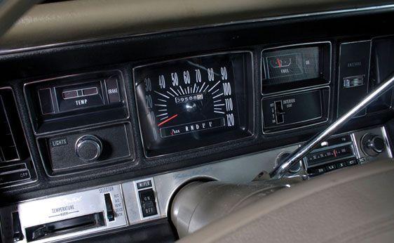 1969 Buick Electra 225 Custom Four-Door Hardtop