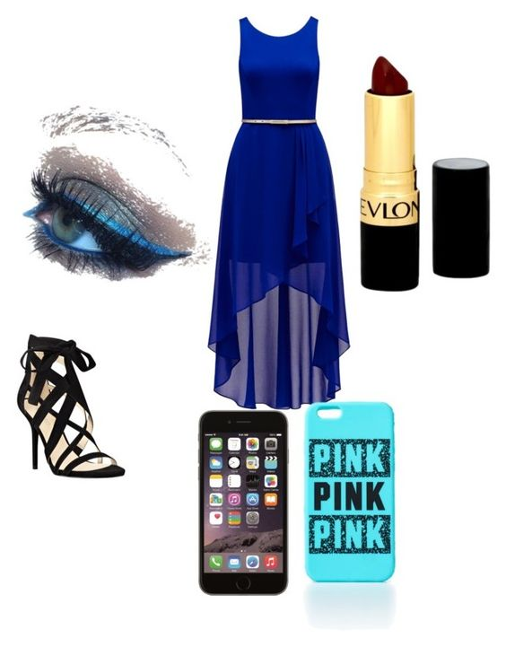 """""""Concert night"""" by shani-davis-1 on Polyvore featuring Forever New, Nine West and Revlon"""