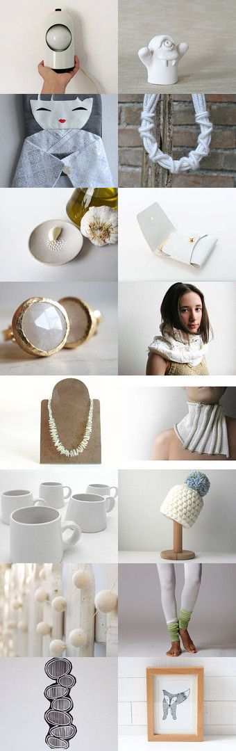 white by alessandra zoppelli on Etsy--Pinned with TreasuryPin.com