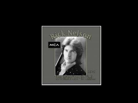 Rick Nelson Just Like A Woman 1971 In 2020 Rick Bob Dylan