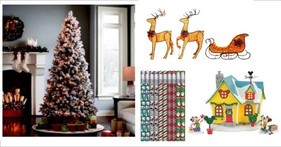 lowes clearance just tot even better christmas items start at 025 http - Lowes Christmas Clearance