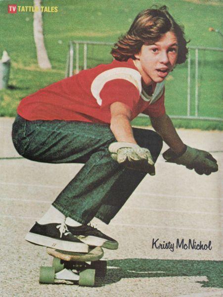 My very first crush, Kristy McNichol