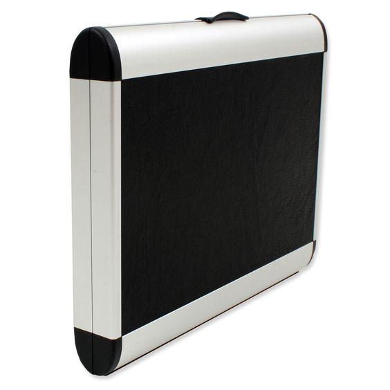 bwh Koffer AZKR Style #Etui für #iPad bei Koffermarkt: ✓mit schwarzem Rossleder & schwarzem Innenleben ✓hochwertiges Design ✓Made in Germany