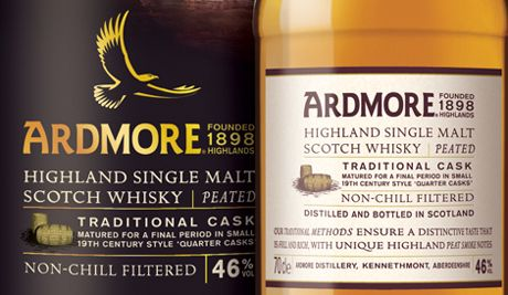 ardmore traditional cask matured in quarter cask - Google-haku