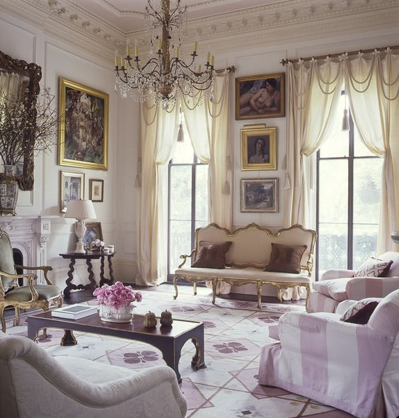 Garden District New Orleans Interior Design By Richard Keith Langham Southern Architecture