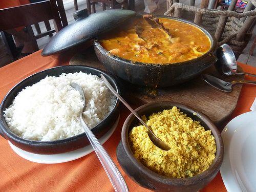 Moqueca Mista perfeita: a melhor! Restaurante Bira de Guaratiba. Rio. 27/10/2013