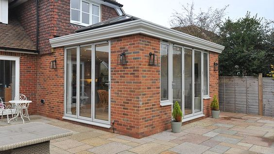 Understated Elegance Achieved Through Slim Profile Roof Lantern Exact Architectural Glazing Roof Lantern Garden Room Extensions Flat Roof Extension