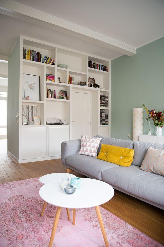 Gezellige woonkamer | Woonideeën | Pinterest