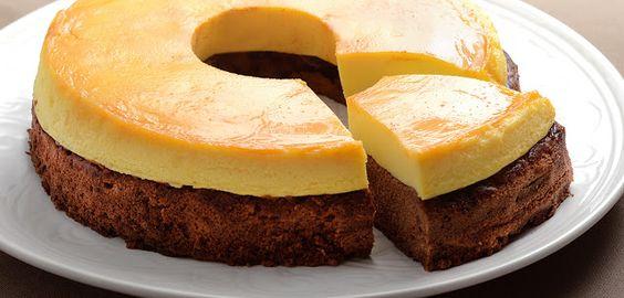 وقت التحضير 30 دقيقة الكمية تكفي 8 الوقت الكلي ساعتين كيك بيتي كروكر سوبر مويست الشهي مع شوكولاتة Triple Layer Cake Milk Chocolate Cake Frozen Chocolate