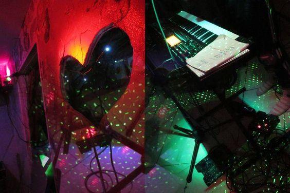 Music at Chapel Perilous II at Lumiere, London