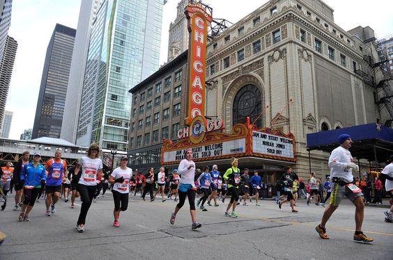 En tres maratones estaremos corriendo en octubre próximo. Viña del Mar (2) Buenos Aires (9) y Chicago (9). #MaratonViña #MaratonBuenosAires #ChicagoMarathon