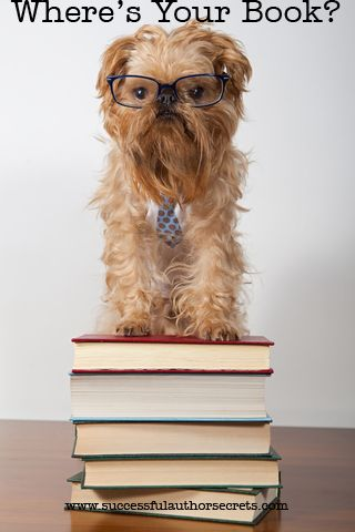 Write one by attending Successful Author Secrets with 16 authors sharing their book writing, marketing, and publishing secrets FREE! Sign up here: http://bit.ly/SAS2012SM: Authors Sharing, 16 Authors, Author Secrets, Email Marketing, Dog, Business Marketing