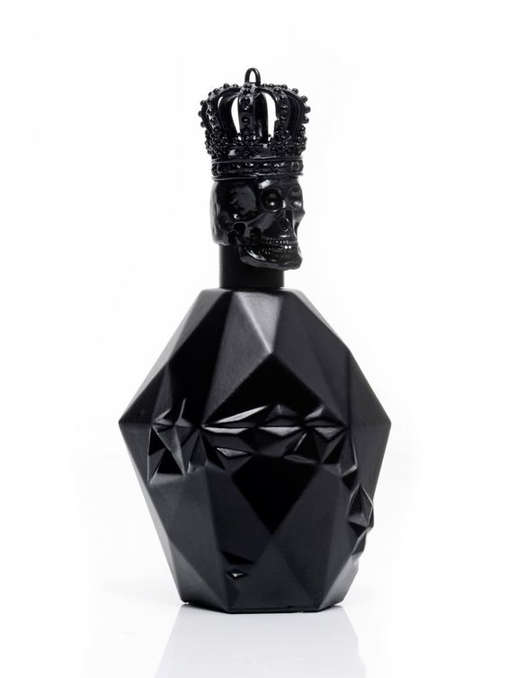 Religion Clothing Mens Fragrance Skull Head In Black.