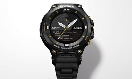 Casio WSD-F20SC Akıllı Saat