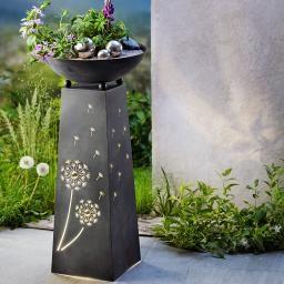 Pflanzkubel Online Kaufen Bei Gartner Potschke Rost Deko Garten Pflanzen Pflanzkubel