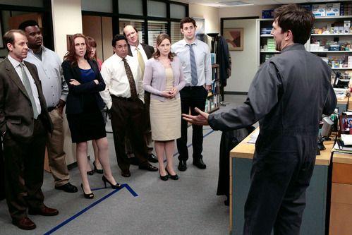 The Office: The Office, Fall Tv, Office Parks, Battlestar Galactica, Dunder Mifflin