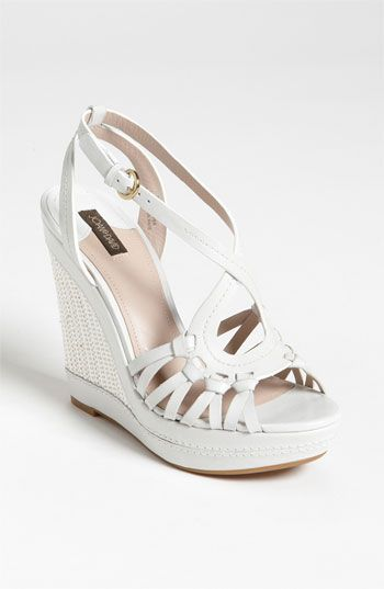 Lovely Sandals Heels Wedges