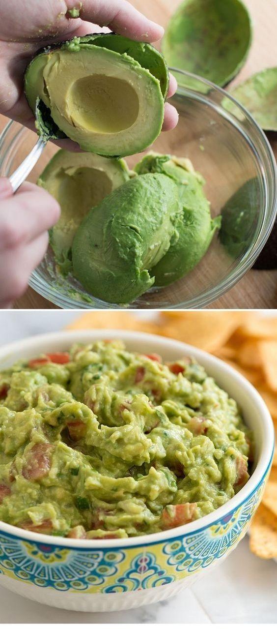Easy Homemade Guacamole (Our Favorite) | Avocado Recipes