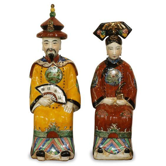 Emperor and Porcelain on Pinterest