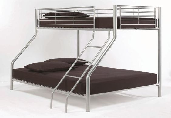 LPD Primo Triple Sleeper Silver | Beds4less
