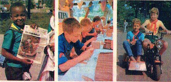 https://flic.kr/p/GcFCBd | Pioniertreffen in Karl-Marx-Stadt 1988,DDR Pioniere,DDR Kinder,Thälmannpioniere,DDR Jungpioniere,FDJ