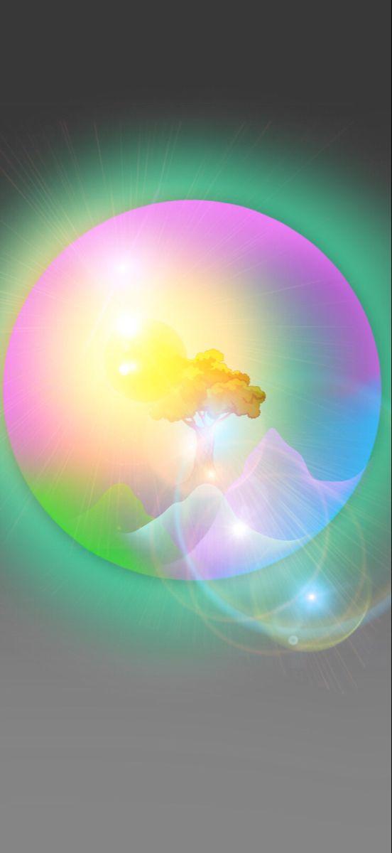 كوكب الاصفر ايفون 11 و6 Celestial Celestial Bodies Outdoor