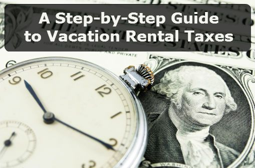 Tax season is upon us. Check out our blog to learn the ins and outs of vacation rental taxes! http://bit.ly/taxesblog