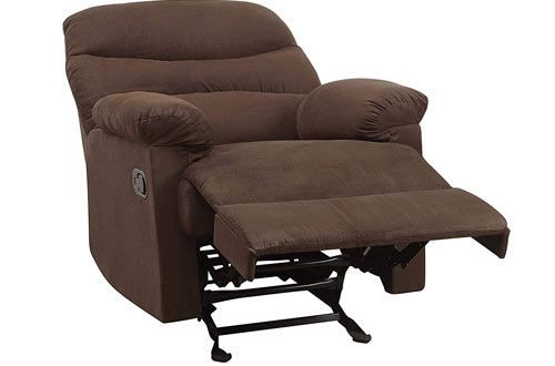 Top 10 Best Modern Leather Recliner Chairs Reviews In 2020 Recliner Leather Recliner Chair Recliner Chair