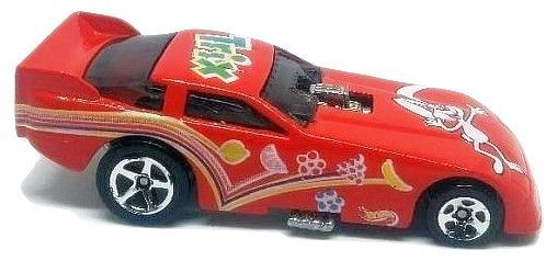 Hot Wheels Probe Funny Car 1997 General Mills Cereal Promo Trix Loose In 2020 Hot Wheels Car Humor Car