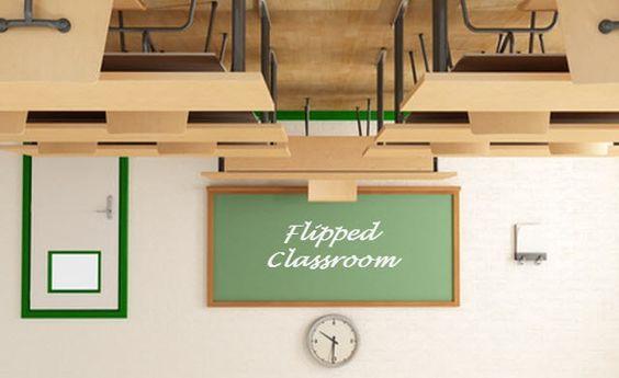 flip classroom Revelado