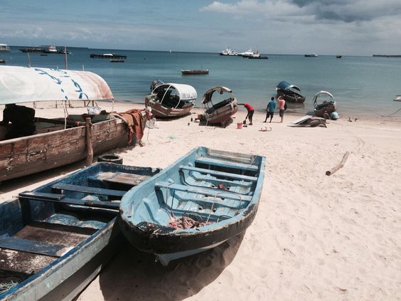 Stone town, Tanzania!