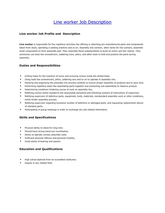 production worker objective examples next for and work group you - mechanical assembler resume