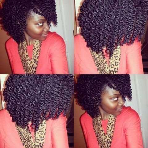Great definition @Taiwo Onibokun Kafilat on IG  To learn how to grow your hair longer click here - http://blackhair.cc/1jSY2ux