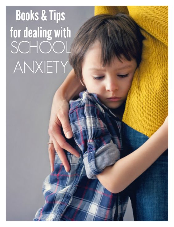 Help your child deal with school anxiety and get tips for dealing with separation anxiety in your classroom here.