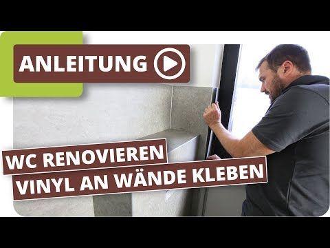 Gaste Wc Renovieren Mit Vinyl Statt Fliesen So Gelingt Vinyl Im