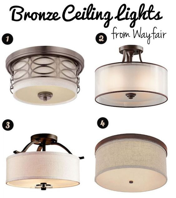 Decorating our Castle: Seeking Flush Mount Lighting Options that Arenu0027t Ugly