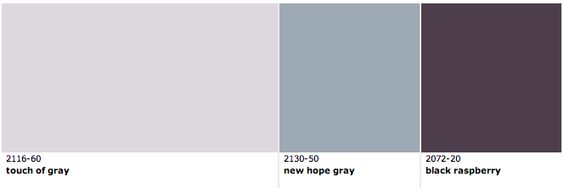 Pinterest the world s catalog of ideas Touch of grey benjamin moore