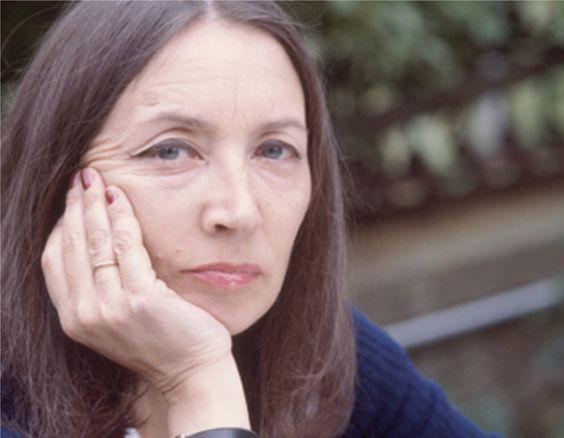 Oriana nella casa di Greve in Chianti (5) - Foto - Oriana Fallaci - poco dom ne k che