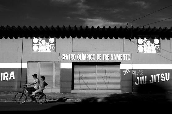 Academia Olímpica de Boxe em Marília\SP