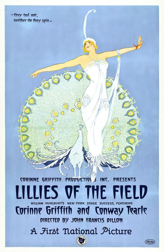 Lilies of the Field (1924) featuring Corinne Griffith: