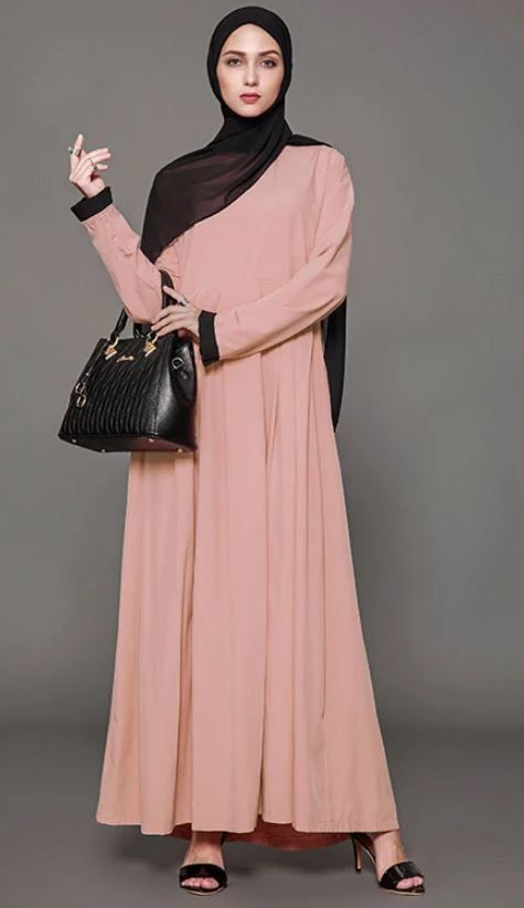 Kilolular Icin Tesettur Abiye Modelleri Tesettur Giyim 2020 The Dress Moda Stilleri Kore Modasi