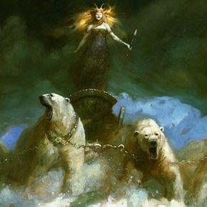 Concept Arts do filme As Crônicas de Nárnia