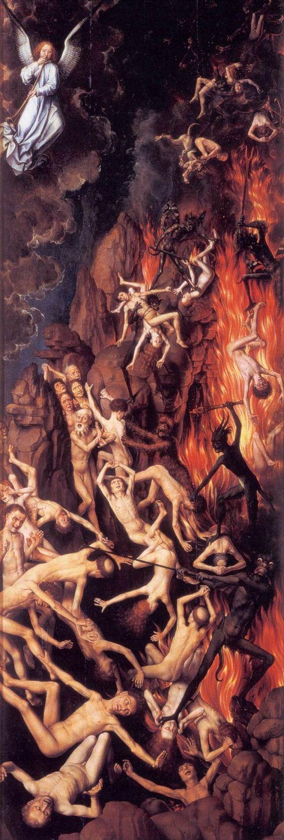 El juicio final y la condena al infierno 1c259c666d5be793cfdcf721ac9bcda2