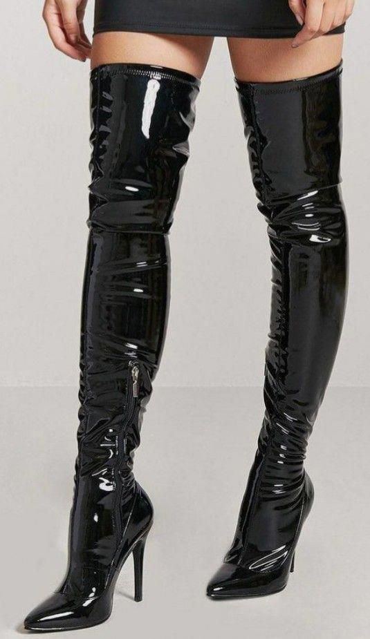 top 10 most popular stiletto latex boots near me and get