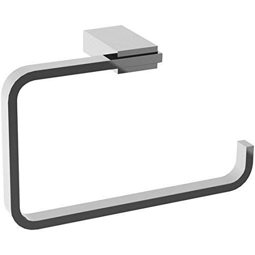 Gedy Gedy 3870 13 Square Polished Towel Ring Chrome Review Towel Rings Nameeks Luxury Towels