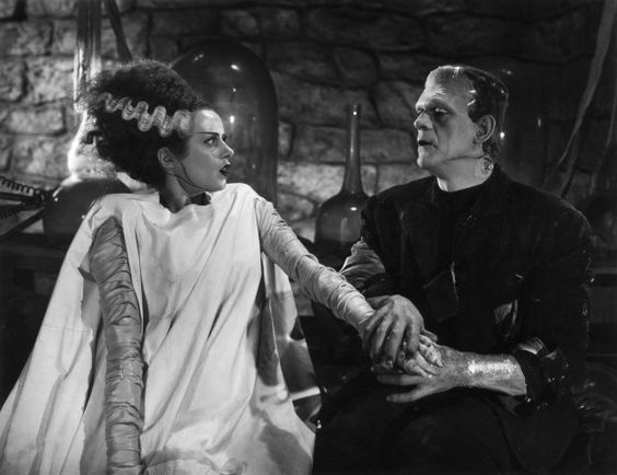 Bride of Frankenstein (1935) | 32 Sequels That Are Better Than The Original