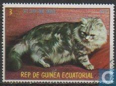 Postage Stamps - Equatorial Guinea - Cat